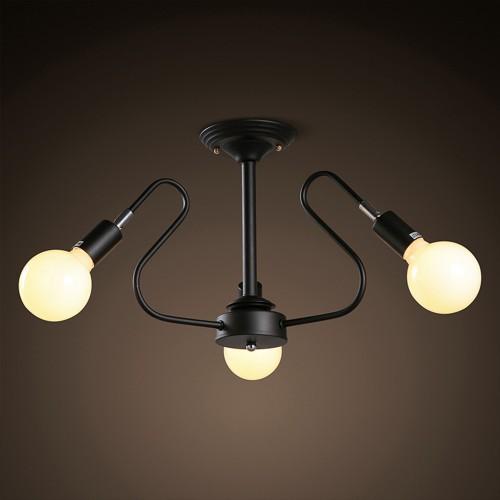 Потолочный светильник LOFT Midlight Ceiling 3