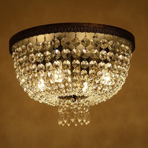 Потолочный светильник LOFT Midligt Glass Ceiling