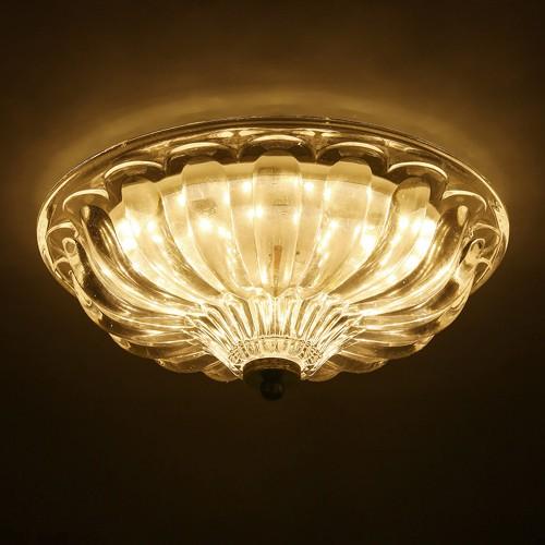 Потолочный светильник LOFT Midlight Glass Ceiling 3