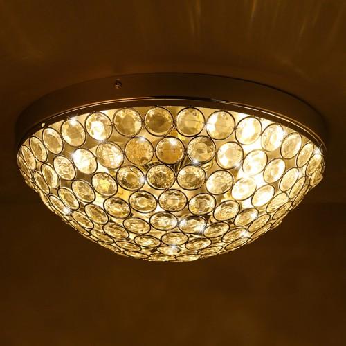 Потолочный светильник LOFT Midlight Glass Ceiling 5