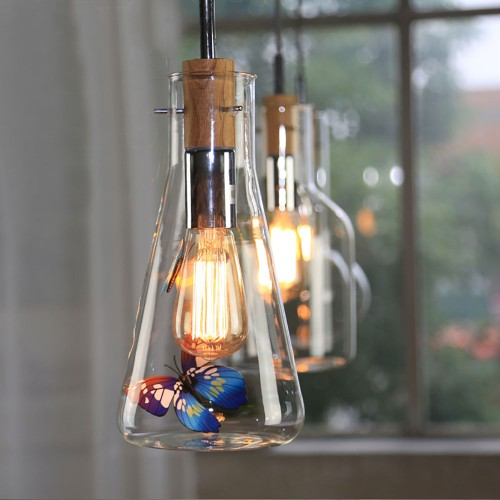 Светильник LOFT Midlight Glass Don