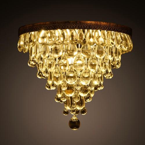 Потолочный светильник LOFT Midlight Round Ceiling