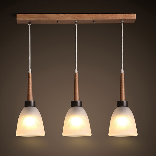 Светильник LOFT Midlight Trio Glass