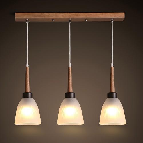 Светильник LOFT Midlight Trio Glass