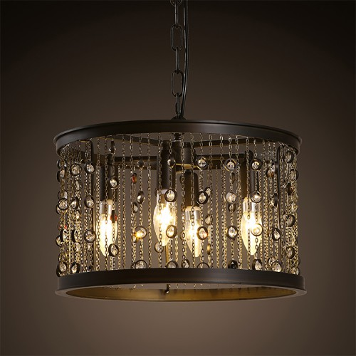 Дизайнерский светильник Midlight Verona Cage 3