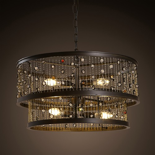 Дизайнерский светильник Midlight Verona Cage 4
