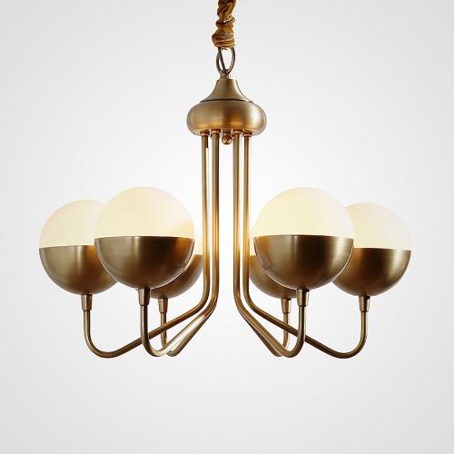 Дизайнерский светильник Modern Brass New