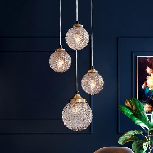 Дизайнерский светильник Modern Glass Pendant