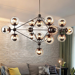 Подвесная люстра LOFT Modo Chandelier Designed By Jason Miller 21
