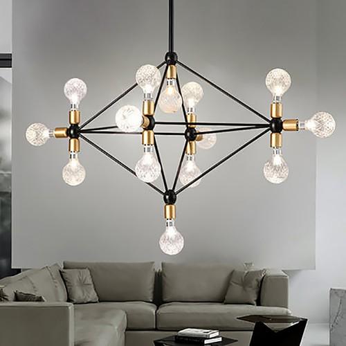 Дизайнерский светильник Modo Chandelier Gold New