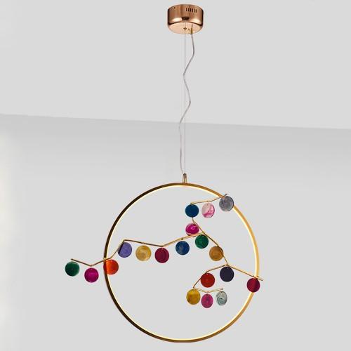 Дизайнерский светильник Moooi Round Multicolor