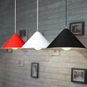 Светильник LOFT Multicolor Cone Pendant