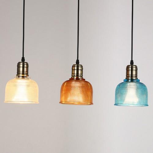 Светильник LOFT Multicolor Glass 3