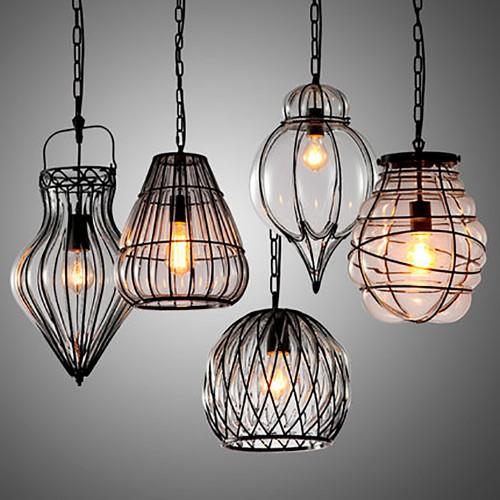 Дизайнерский светильник Multisize Glass Pendant
