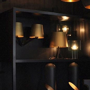Tom Dixon Base Series Wall Lamp