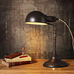 Дизайнерская настольная лампа НЛ-001