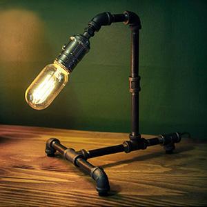 Дизайнерская настольная лампа НЛ-006