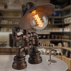 Дизайнерская настольная лампа НЛ-007