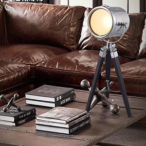 Дизайнерская настольная лампа НЛ-008