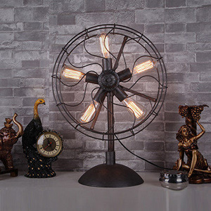 Дизайнерская настольная лампа НЛ-009