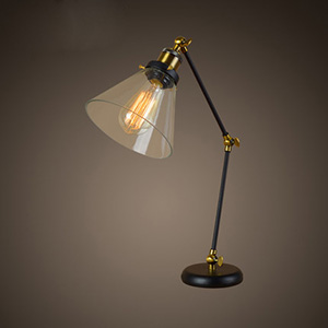 Дизайнерская настольная лампа НЛ-010