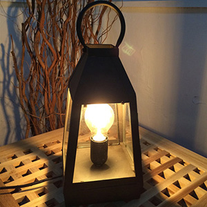 Дизайнерская настольная лампа НЛ-013