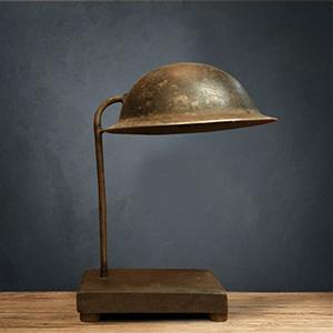 Дизайнерская настольная лампа НЛ-014