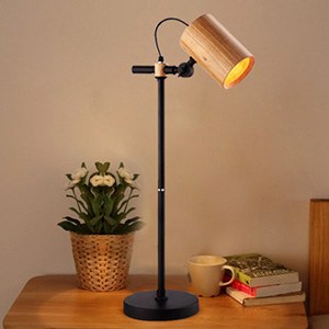 Дизайнерская настольная лампа НЛ-016