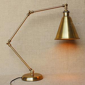 Дизайнерская настольная лампа НЛ-017
