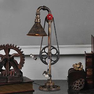 Дизайнерская настольная лампа НЛ-018