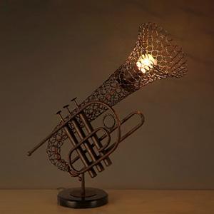 Дизайнерская настольная лампа НЛ-020