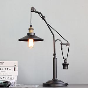 Дизайнерская настольная лампа НЛ-021