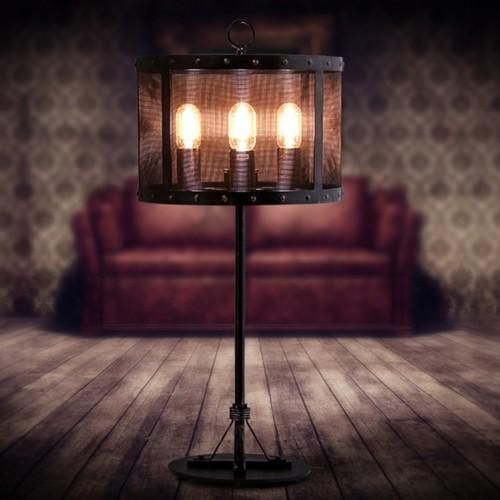 Дизайнерская настольная лампа НЛ-028