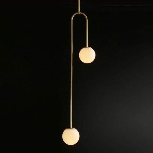 Дизайнерский светильник New Balance Brass