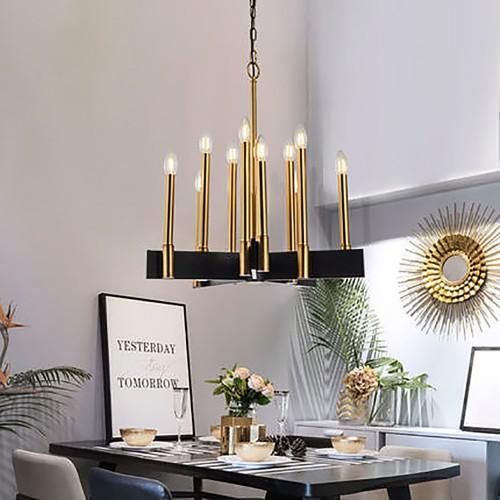 Дизайнерский светильник New Gold Step Chandelier