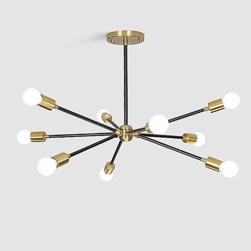 Дизайнерский светильник New Sputnik Black Brass