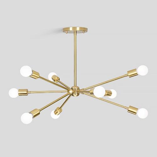 Дизайнерский светильник New Sputnik Brass