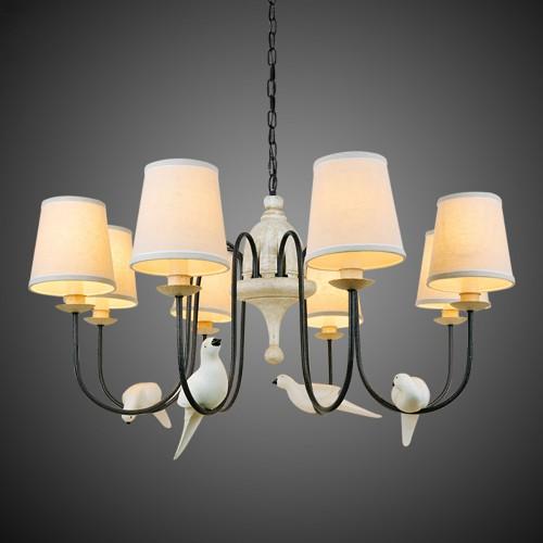 Подвесной светильник LOFT Norman Bird Chandelier