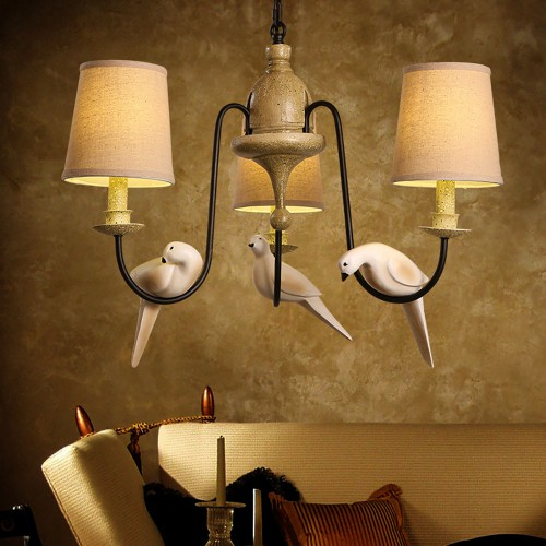 Norman Bird Chandelier