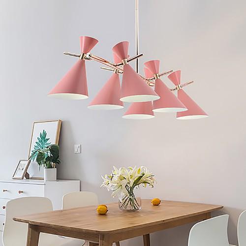 Дизайнерская люстра Pink Macaroon Chandelier