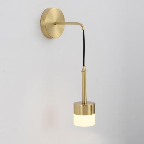 Дизайнерский бра Pioneer Brass