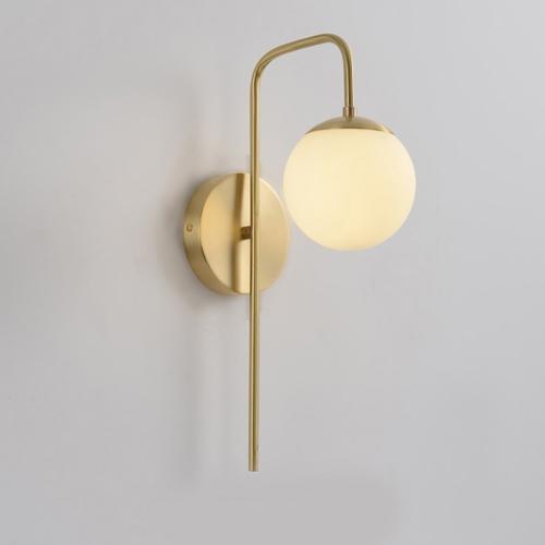 Дизайнерский бра Pioneer Brass 3