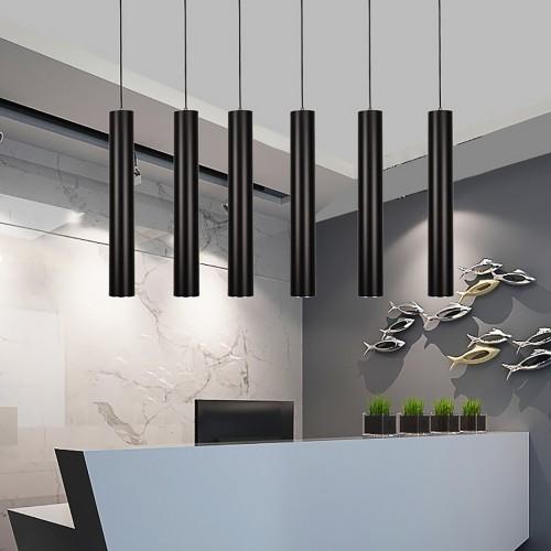Дизайнерский светильник Pipe Design 12