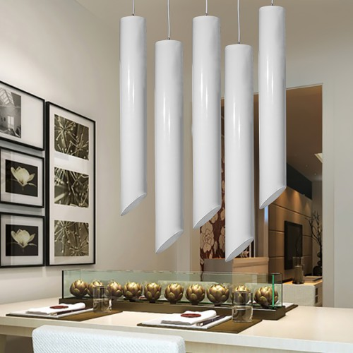 Дизайнерский светильник Pipe Design 19