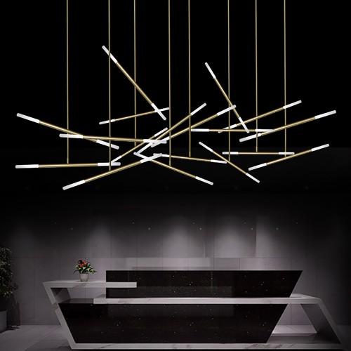 Дизайнерский светильник Pipe Design 21