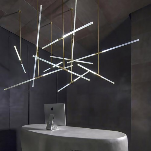 Дизайнерский светильник Pipe Design 22