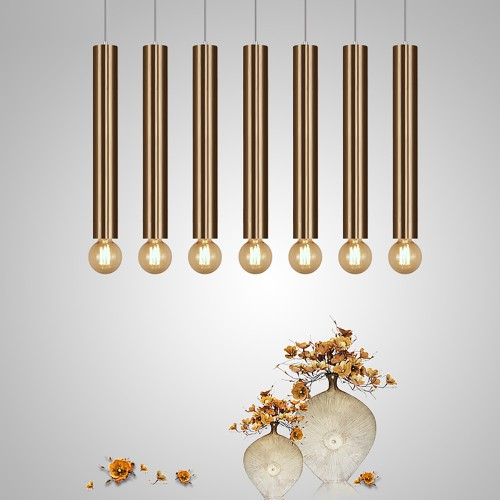 Дизайнерский светильник Pipe Design 5
