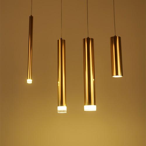 Дизайнерский светильник Pipe Design 6