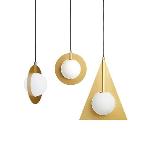 Дизайнерский светильник Plane Round By Tom Dixon