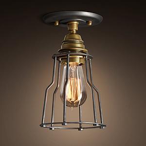 Подвесной светильник LOFT Edison Industrial pendant 2
